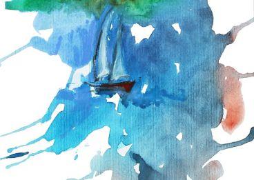 Neşe Gümüşcüoğlu - Mavinin Tonları
