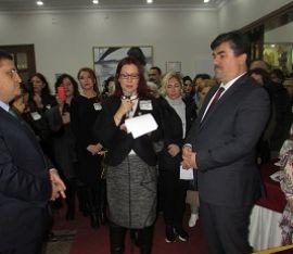 """""""102 Öncü Erenköy Kız Liseli"""" Sergi Açılışı"""