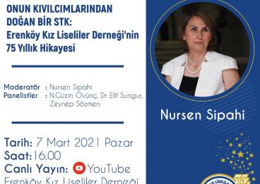 Erenköy Kız Liseliler Derneği'nin 75 Yıllık Hikayesi
